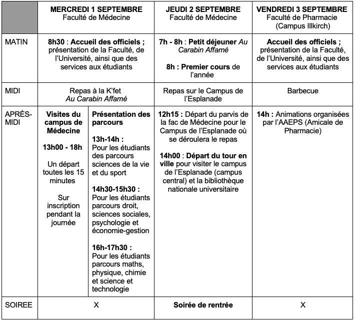 Programme pin's 2021